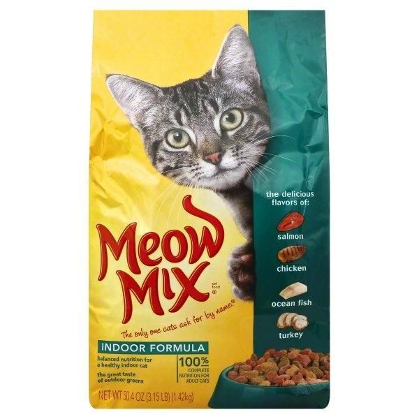 Choosing Nutritional Food For Your Cat Dry Cat Food Cat Food Cat Nutrition