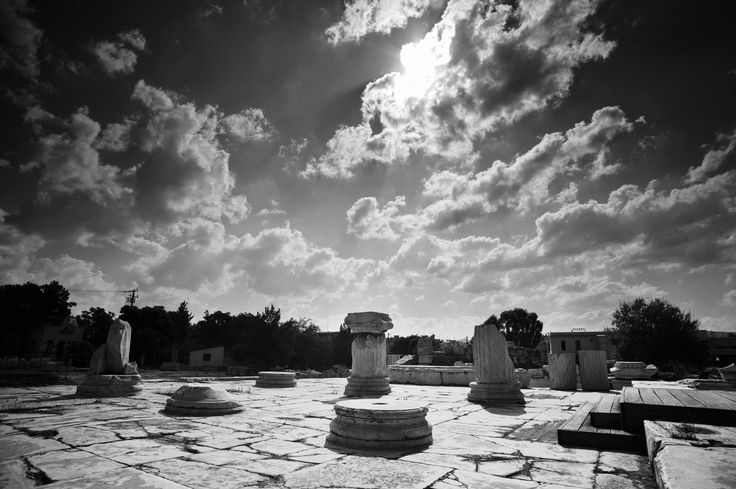 Archaeological site of Elefsina (Eleusis) Photography by Vangelis Gkinis