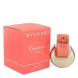 Omnia Coral Eau De Toilette Spray By Bvlgari