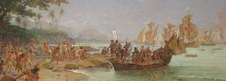 Artigo sobre os navios negreiros utilizados durante o período da escravidão no Brasil, como os escravos eram traficados da África, condições em que eram alojados, entre outras informações.