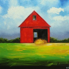 Landscape & Scenic in Painting - Etsy Art