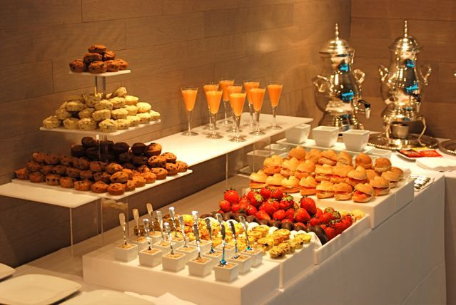 Now thats what I call a spread! Breakfast Buffet  #MGCE
