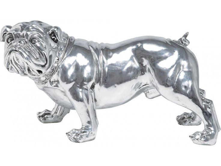 Figurka Dekoracyjna Bulldogge III — Figurki dekoracyjne Kare Design — sfmeble.pl