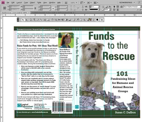Tutorial - how to create a book cover in Adobe InDesign http://www.computorcompanion.com/LPMArticle.asp?ID=350