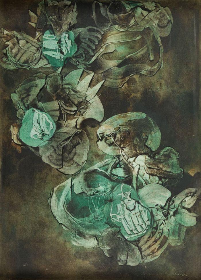 Alfred Lenica - Kompozycja, 1963 r.