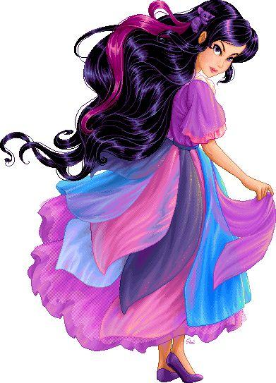 Duchess Ravenwaves (from Lady Lovelylocks) by Blumina.deviantart.com
