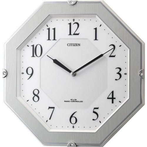 置時計 : 本物保証,赤字超特価 4MY826-004 壁掛け時計 シチズン CITIZEN 電波時計 サイレントソーラーM826 4MY826004 シチズン時計 電波