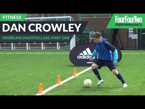 Dan Crowley How to improve change of direction   Soccer drill - YouTube