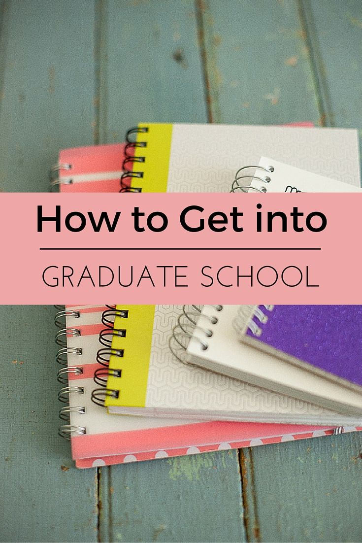 The best tips that helped get multiple acceptance letters from many graduate schools. How to set yourself up for getting into your dream graduate school.