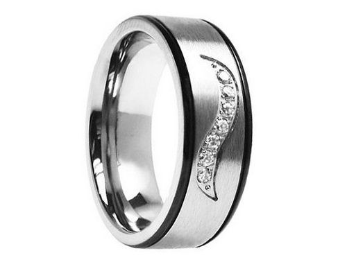 Best Gay Wedding Rings Ideas On Pinterest Unique Mens - These wedding ring photos reflect the happily married newlyweds they belong to