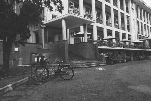 Old campus balairung #cityscape