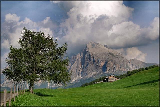 Alpe di Siusi e Sassopiatto, Dolomiti - Trentino Alto Adige, Italy