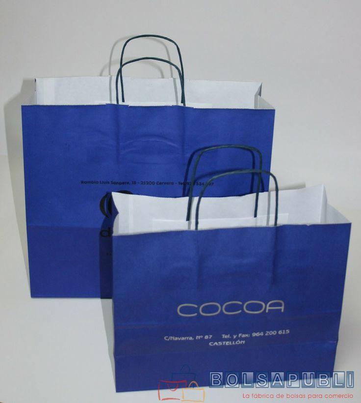 Bolsapubli - Nuevas bolsas para comercio, bolsas klein disponibles en varios tamaños.