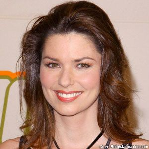 PETA's first sexiest vegetarian was voted back in 2001 and the prize went to Shania Twain who went vegetarian back in 1993.
