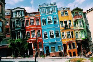 Balat Streets Istanbul