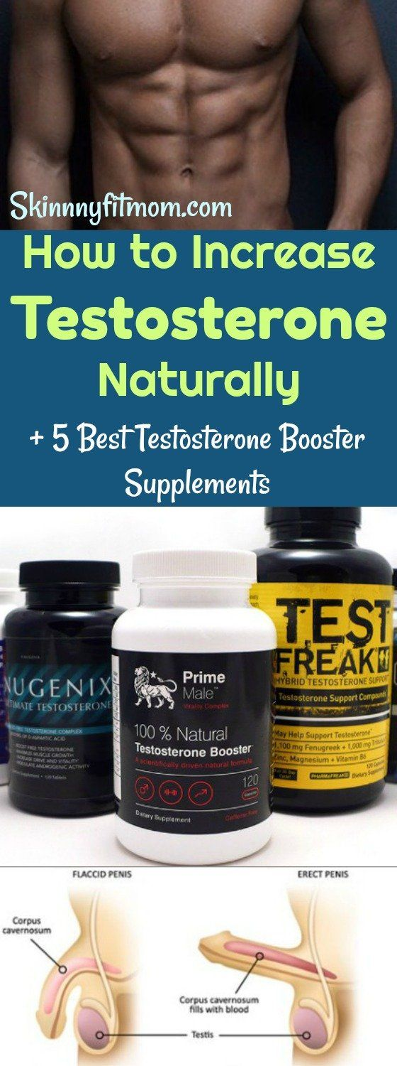 How To Increase Testosterone – Best T Boosters That Works Fast