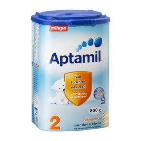 Sữa Aptamil Đức số 2 800g http://www.bobbymart.vn/san-pham/222/sua-aptamil-duc-so-2-800g.html
