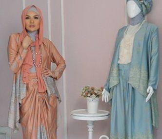 Ini Dia... Trend Busana Muslim Modern Saat Ini - Dapat kita lihat ciri dari busana muslim modern selalu memainkan warna-warna yang cerah dan juga tidak ragu ...