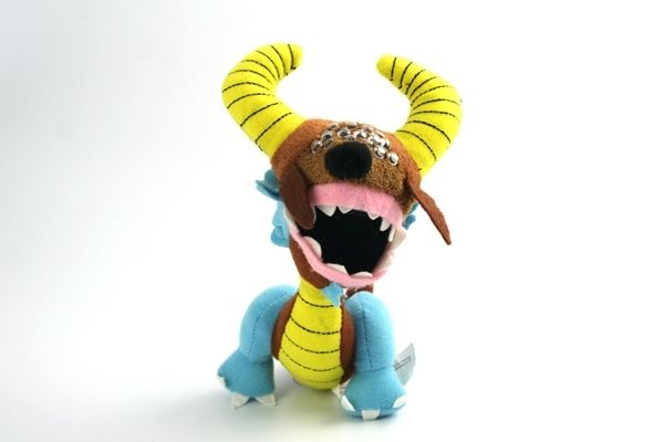 Monty Python and the Holy Grail - Black Beast of Arrrggghhh plush toy! Cutie!