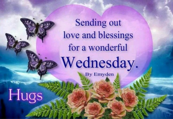 Wednesday Crush Woman Quotes: Sending Out Love And Blessings For A Wonderful Wednesday