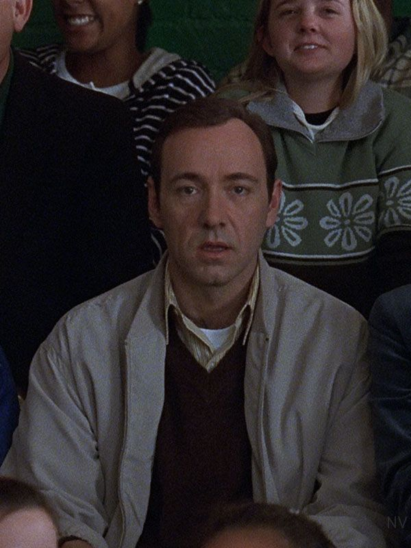 """Kevin Spacey as Lester Burnham in """"American Beauty"""" (1999) Best Actor 1999"""