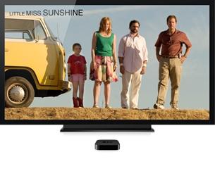 Apple TV - laitteiden peilaukseen. Siis lisää näitä.