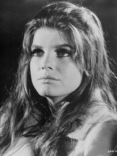 Katherine Ross, I believe. She was great in The Graduate, Stepford Wives and Butch Cassidy & the Sundance Kid.