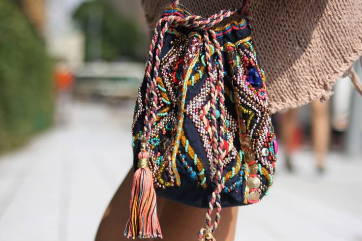 Boho Style | Boho Chic Accessories Bag, - #gipsy #ethno #indian #bohemian #boho #fashion #indie #hippie