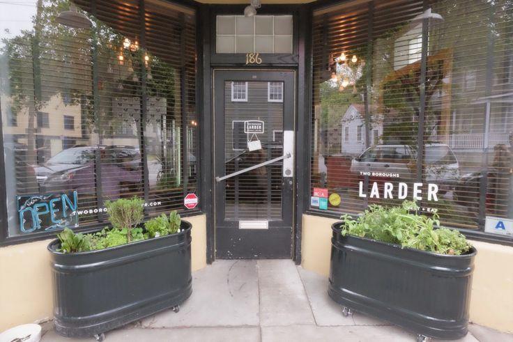 Two Boroughs Larder in Charleston, SC