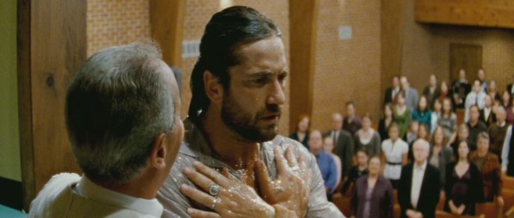 Gerard Butler as Sam Childers in Machine Gun Preacher (2011)