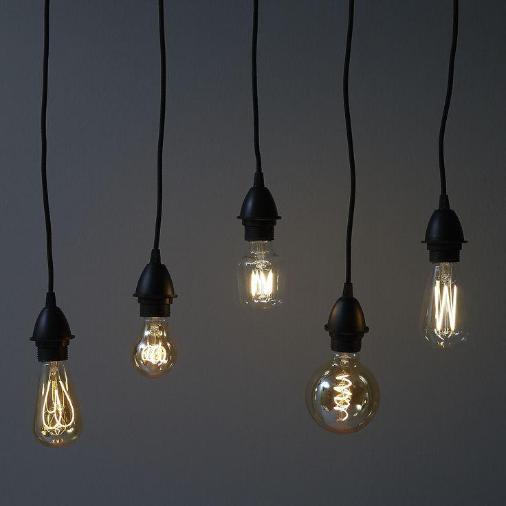 Light it up with our new PLUMEN light bulbs #lighting #home #interiors #design #lights