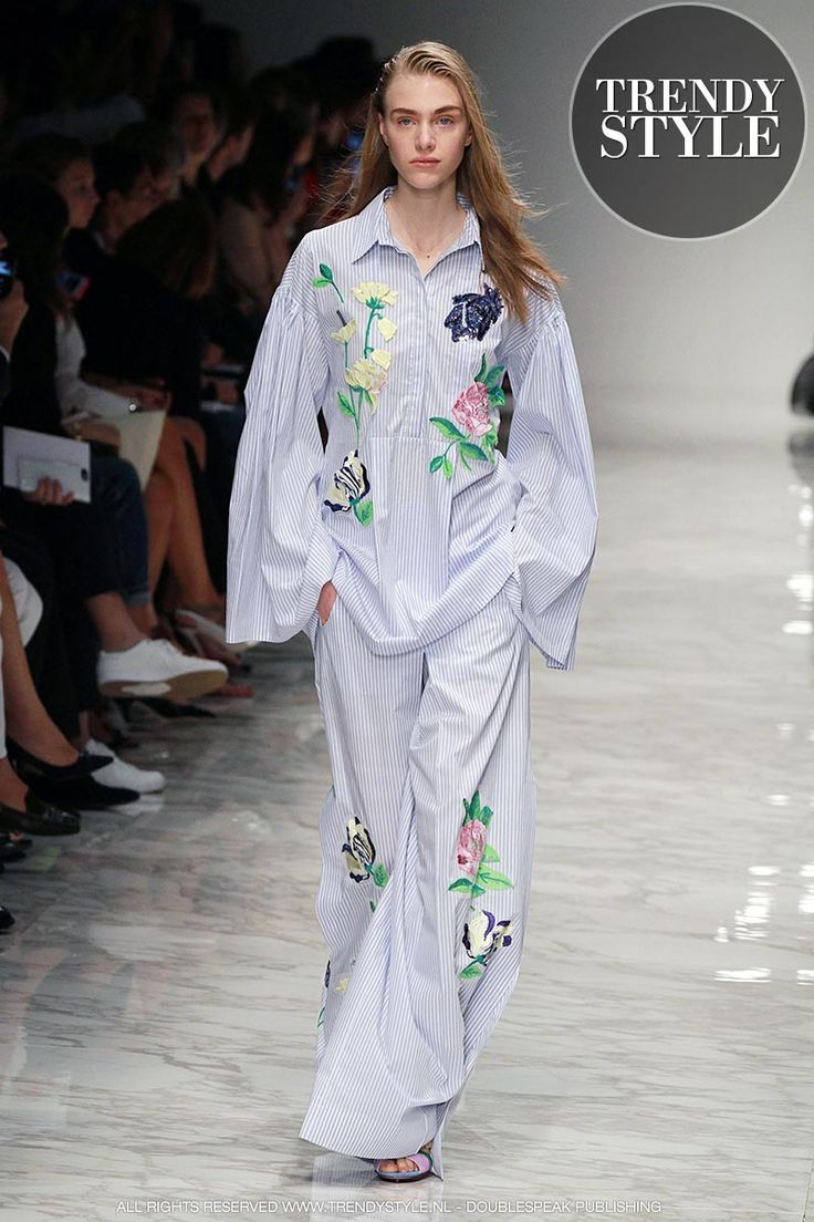 VERVOLG VAN ABC VAN DE MODE (A TOT EN MET L) De modetrends voor zomer 2016 van A tot Z, van links naar rechts: Bottega Veneta, Ermanno Scervino, Aquilano.R... Trendy vrouwen lezen Trendystyle