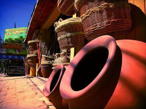 Color y arte de un pueblo en América Latina