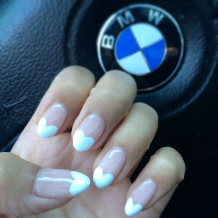 The 93 best Oval nails images on Pinterest | Oval nails, Nail ...