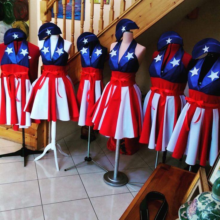 Bebago dresses collection happy 4th of July 🇺🇸💥 https://www.etsy.com/ie/shop/BeBaGo?ref=seller-platform-mcnav