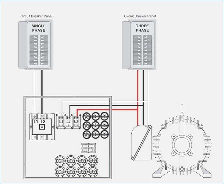 3 Phase Rotary Converter Wiring Diagram Free Picture And  With Images