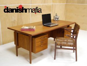 Teak Office Furniture Desks