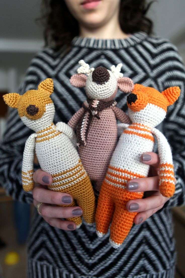 Foxes collection