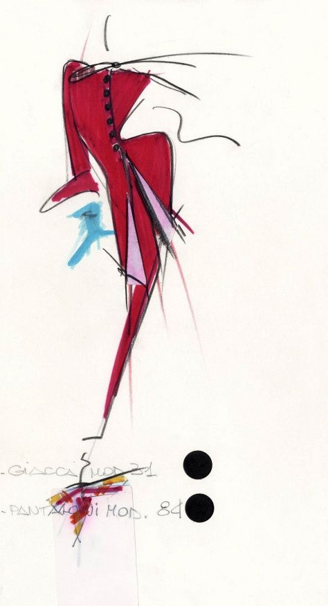 Fondazione Gianfranco Ferré / Collections / Woman / Couture / 1988 / Spring / Summer