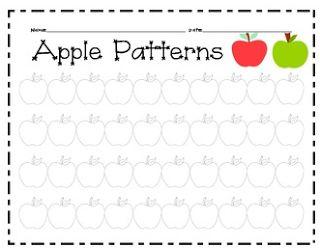 1000 images about kindergarten patterning on pinterest. Black Bedroom Furniture Sets. Home Design Ideas