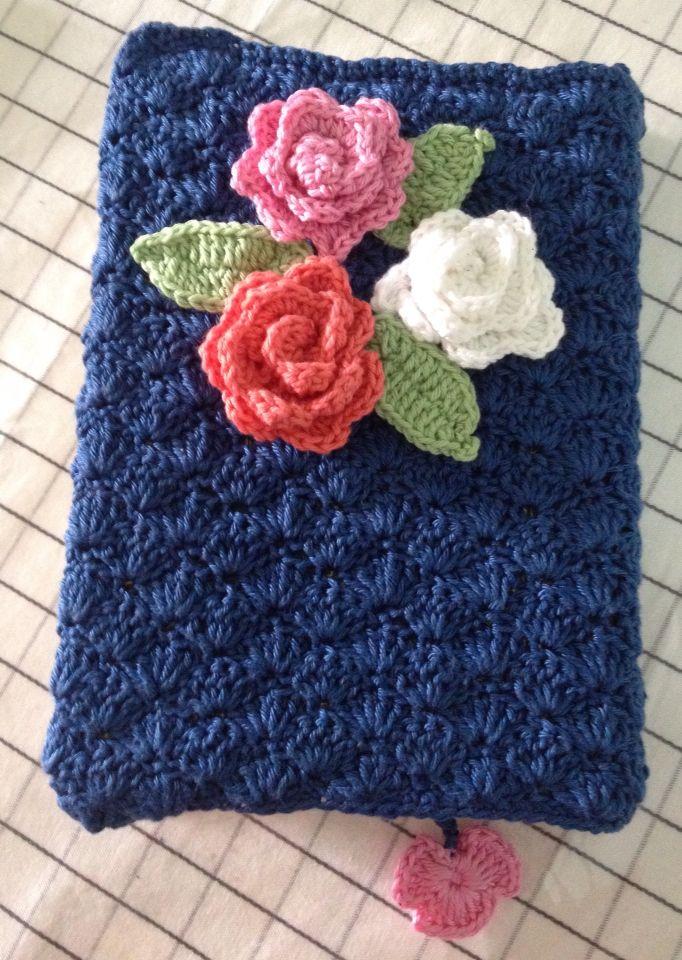 Crochet Book Cover Pattern Free ~ Quran cover crochet pinterest book