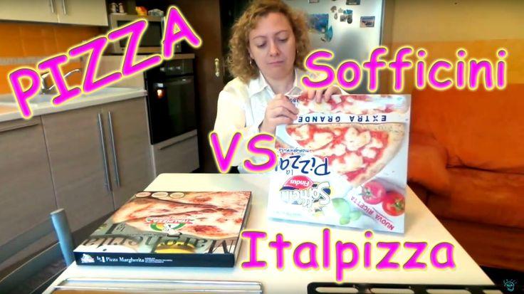 Pizza surgelata italpizza vs sofficini findus, recensione Margherita