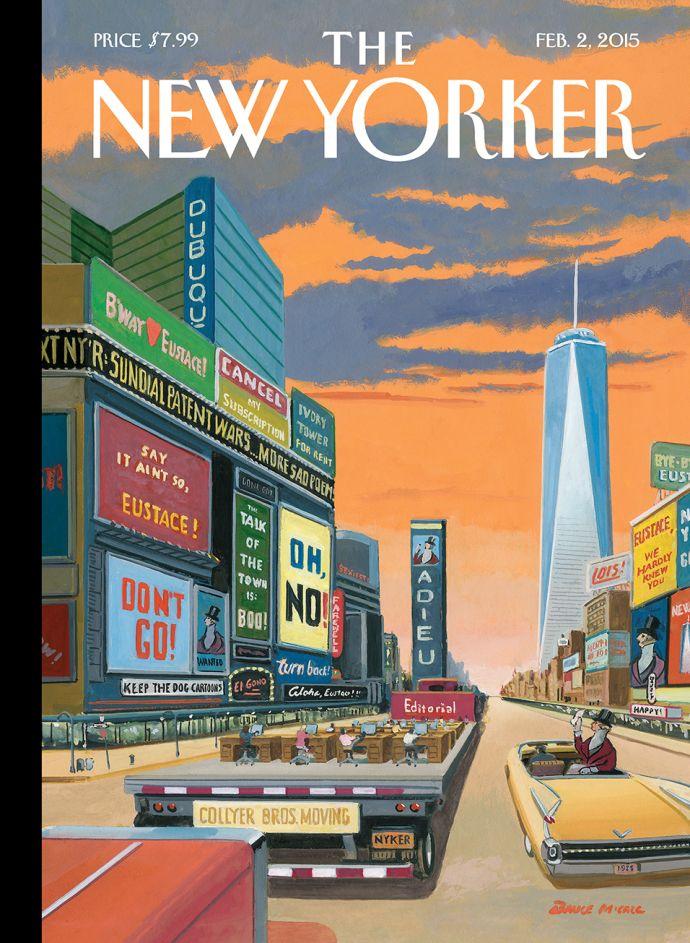 The New Yorker en la Zona Cero                                                                                                                                                      Más