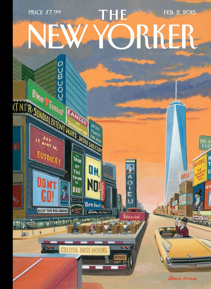The New Yorker en la Zona Cero                                                                                                                                                      Más