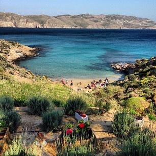 Instagram Photo Feed on the Web (Agios Sostis Beach) photo credits: @toniaandronikou