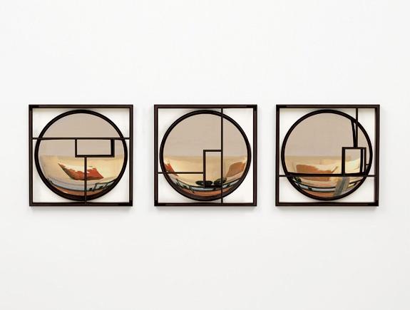 HOLLY HUNT | convex mirrors