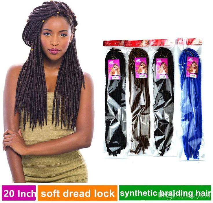 74 best beauty hair extension images on pinterest beauty beauty 2016 hot fashion crochet braid hair 20inch brand new soft dread lock synthetic braiding hair 3 pmusecretfo Choice Image