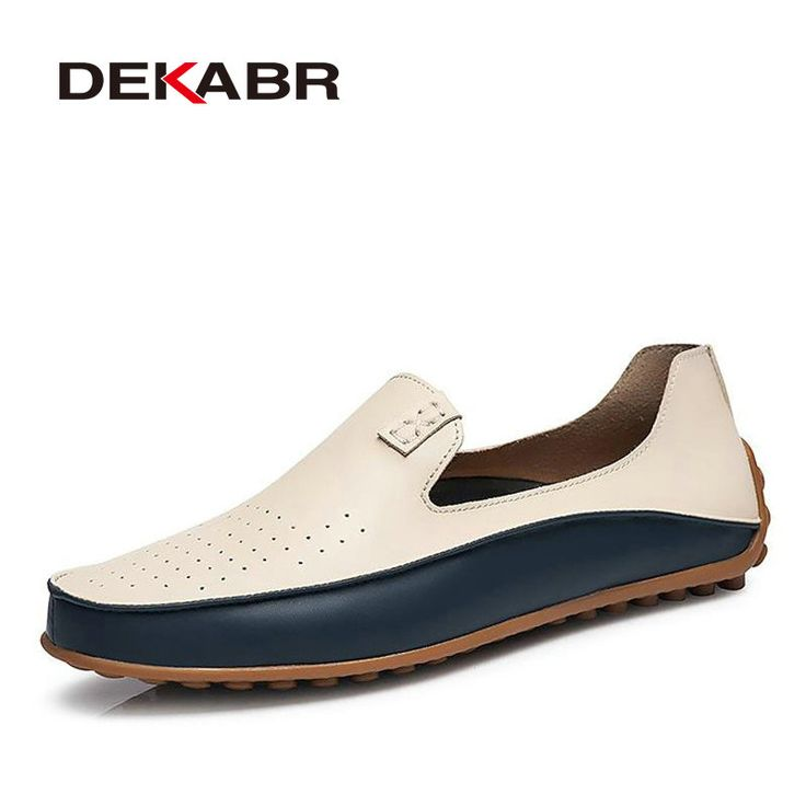 DEKABR Brand Summer Causal Shoes Men Loafers Genuine Leather Moccasins Men Driving Shoes High Quality Flats For Man size 36-47 #electronicsprojects #electronicsdiy #electronicsgadgets #electronicsdisplay #electronicscircuit #electronicsengineering #electronicsdesign #electronicsorganization #electronicsworkbench #electronicsfor men #electronicshacks #electronicaelectronics #electronicsworkshop #appleelectronics #coolelectronics