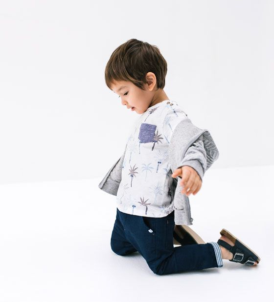 SPRING MOOD-Baby jongen | 3 maanden - 3 jaar-KINDEREN | ZARA België