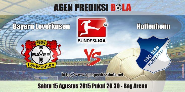 Prediksi Bola Bayern Leverkusen vs Hoffenheim 15 Agustus 2015